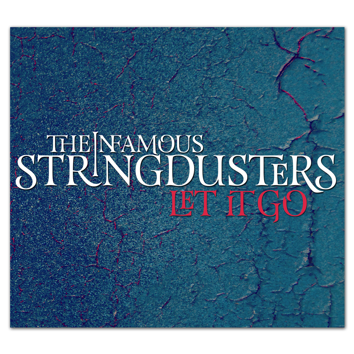 The Stringdusters - Let It Go CD