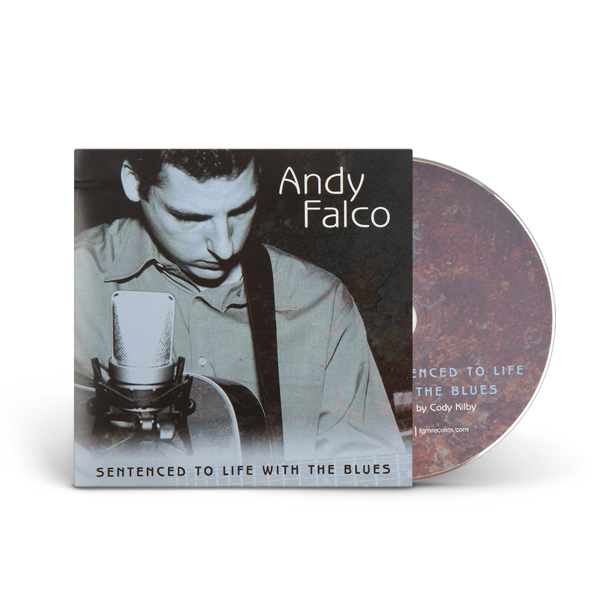 Andy Falco – Sentenced to Life With the Blues