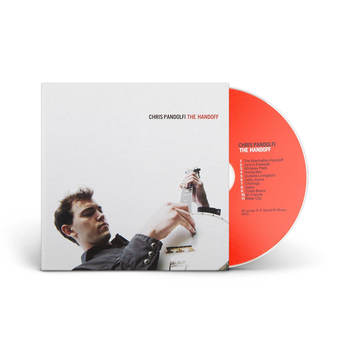 Chris Pandolfi – The Handoff CD