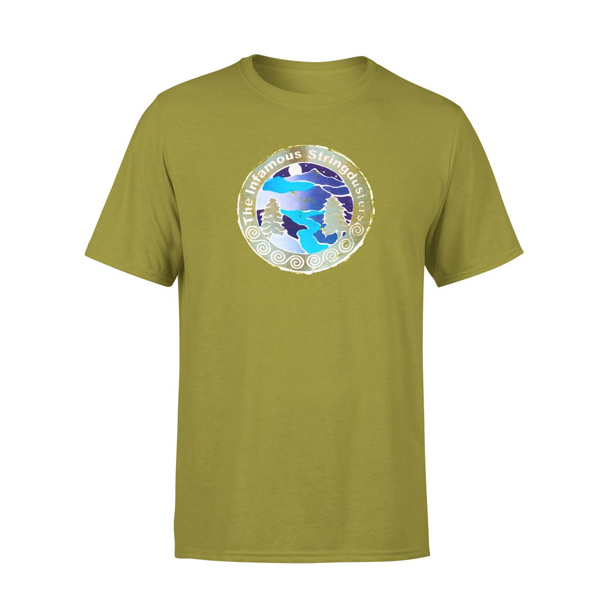 Stringdusters Batik T-Shirt