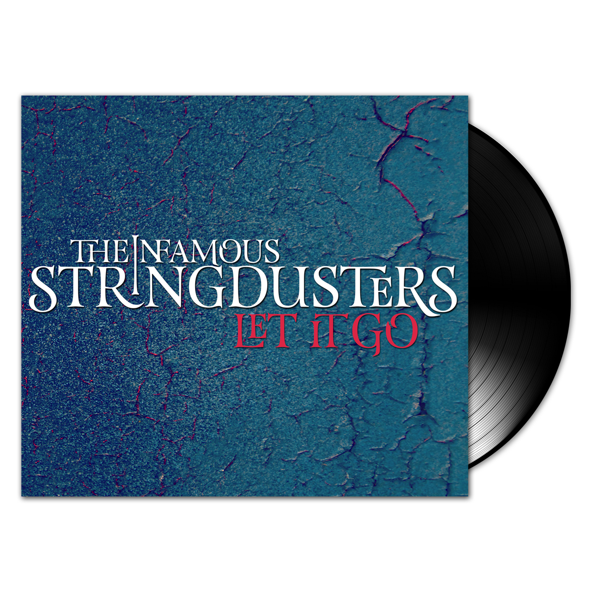 The Stringdusters - Let It Go Vinyl