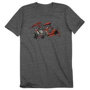 Stringdusters Fall Tour 2015 T-Shirt