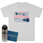 The Stringdusters - Let it Go CD, Bottle, and T-Shirt Bundle