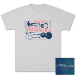 The Stringdusters - Let it Go CD and T-shirt Bundle