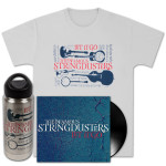 The Stringdusters - Let it Go Vinyl + T-Shirt + Klean Kanteen