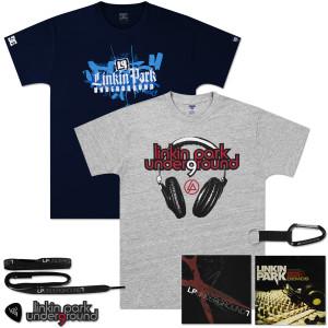 Linkin Park Underground 9 Bonus Bundle