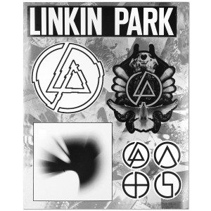 Linkin Park Sticker Sheet