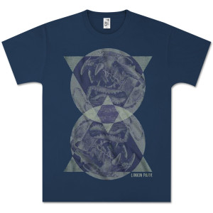 Linkin Park Circle Triangle T-Shirt