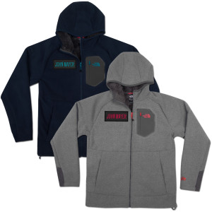 The North Face - Couloir Full Zip Hoodie with JM logo