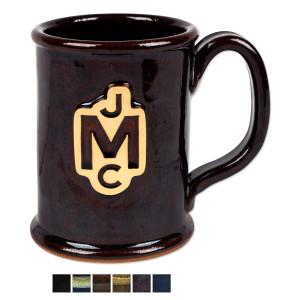 JCM Logo 16 oz. Stoneware Mug
