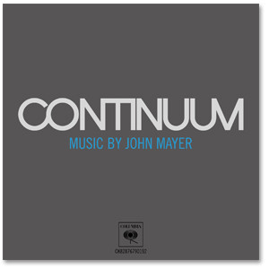 John Mayer - Continuum CD