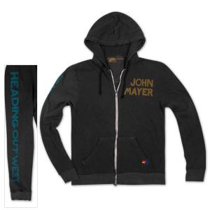 JM x Aviator Nation Zip Hoodie