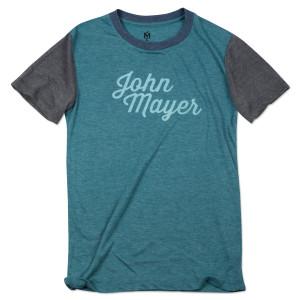 John Mayer Cursive T-Shirt