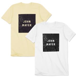 John Mayer Solid Block T-Shirt