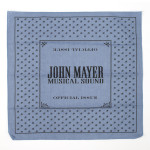 John Mayer JCM Logo Bandana