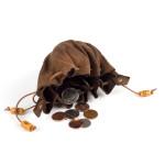 Wynne Pouch in Walnut by Barrett Alley