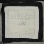 Fleece John Mayer Peacoat Hoodie
