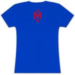 Ladies Musical Sound Logo T-shirt