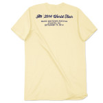 John Mayer Midtown Music Festival Event Tee