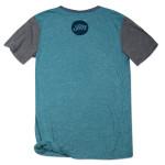 JM Script Pattern T-Shirt