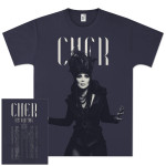 Cher Feathered Crown Arms T-Shirt