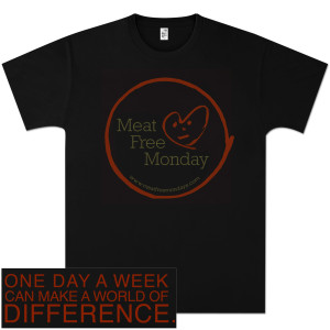 Meat Free Monday Adult T-Shirt
