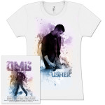 Usher OMG Tour Girlie T-Shirt