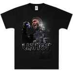 Usher 2011 The Mic Tour T-Shirt