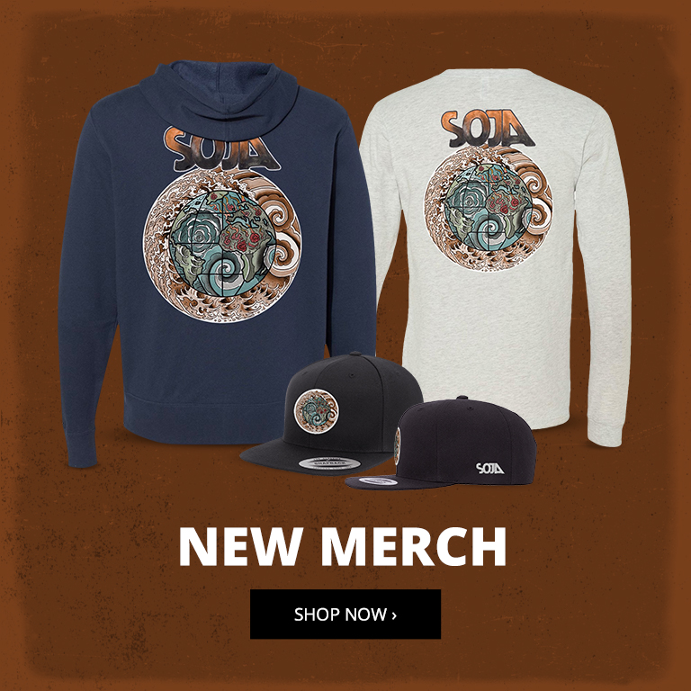 New Merch