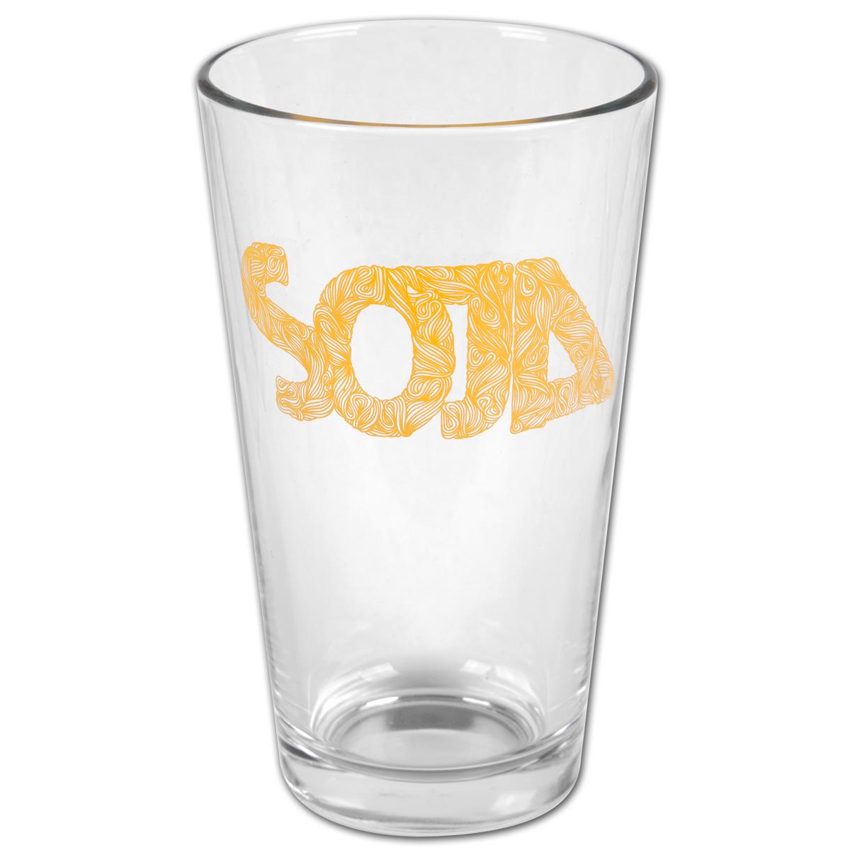 SOJA - Pint Glasses