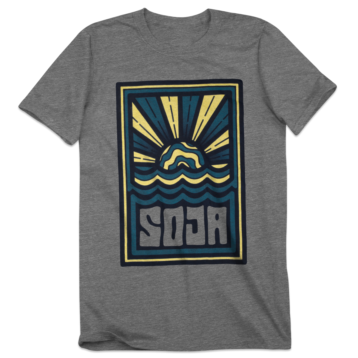 SOJA Sunrise Tee