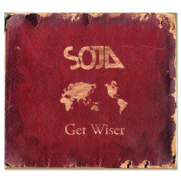 "SOJA - ""Get Wiser"" Digital Download"