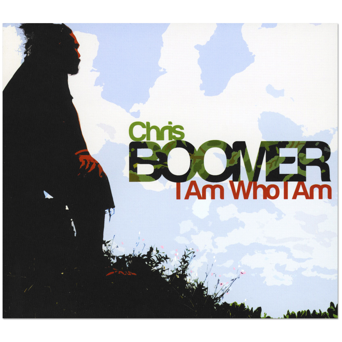 "Chris Boomer - ""I Am Who I Am"" Digital Download"