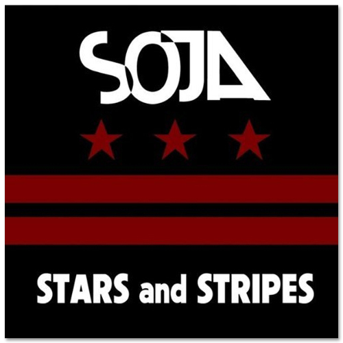 """SOJA - """"STARS and STRIPES"""" Digital Download"""