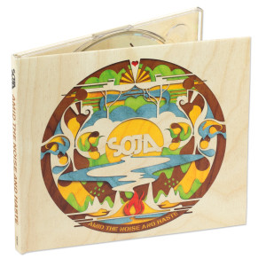 SOJA Amid the Noise and Haste CD + Download