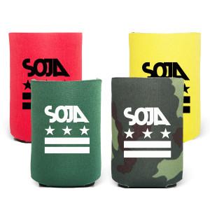 SOJA - Drink Koozie