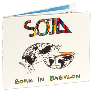 SOJA - Born In Babylon CD