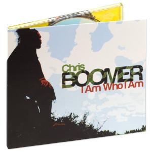 Chris Boomer - I Am Who I Am CD