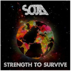 "SOJA - ""Strength to Survive"" Digital Download"