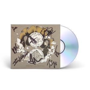Autographed - Poetry In Motion CD (Signed by full band)