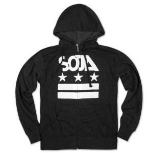 SOJA - Stars & Stripes Hoodie