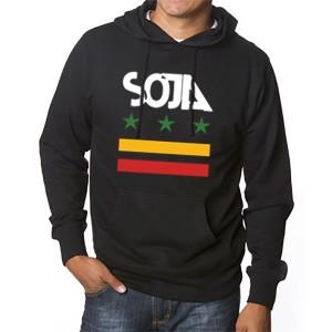 SOJA Stars & Bars Pullover Hoodie