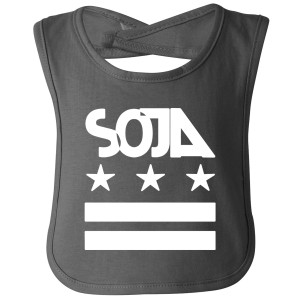 SOJA Stars and Bars Bib