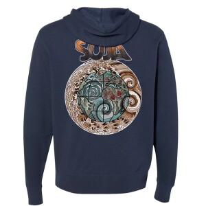 SOJA - The Covers EP Zip Up Hoodie