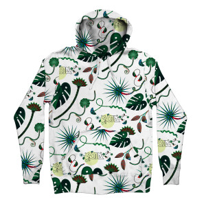 SOJA - Beauty In The Silence Sublimated Hoodie