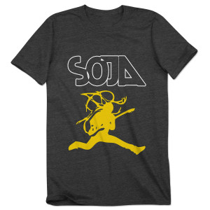 SOJA - Bobby Lee Jumpman Men's T-Shirt