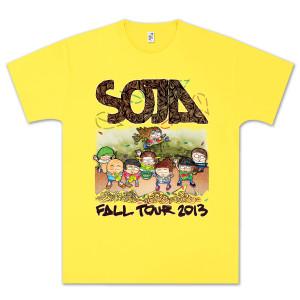 SOJA - Fall Tour 2013 T-Shirt