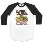 SOJA Fall Tour 2013 Baseball Tee