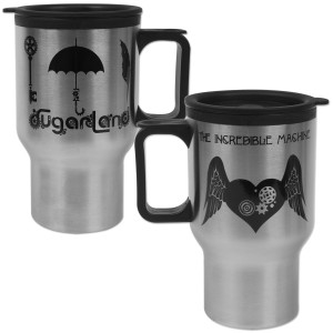 Sugarland Incredible Machine Travel Mug