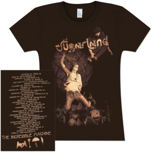 Sugarland Incredible Machine Babydoll